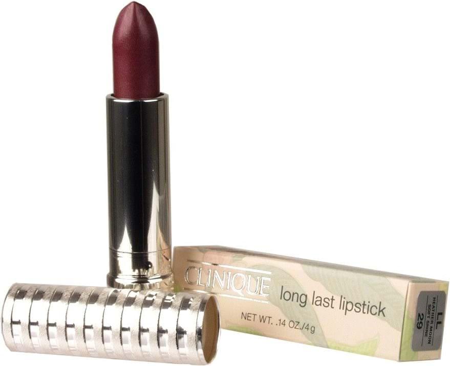 Clinique Long Last Lipstick Soft Shine N° 29 Heather Moon