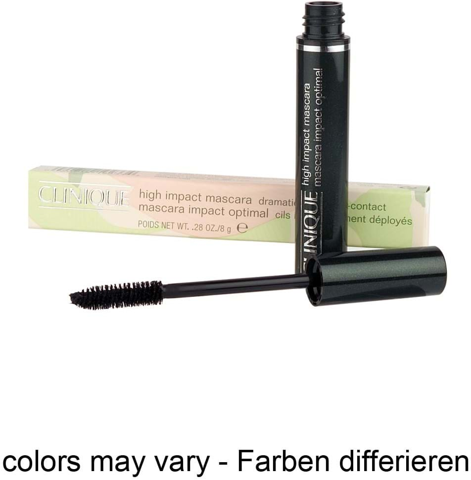 Clinique High Impact Mascara N° 02 Black/Brown