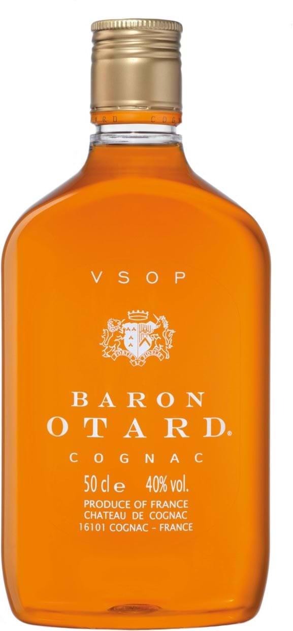 Baron Otard VSOP 40% 0,5L, lommeflaske