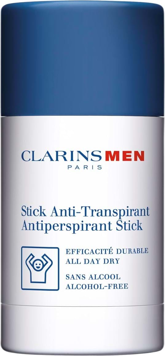 Clarins Clarins Men Wash - Antiperspirant DeoStick 75 ml