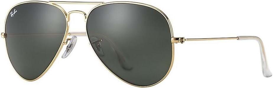 Ray Ban, line:Aviator, unisex sunglasses