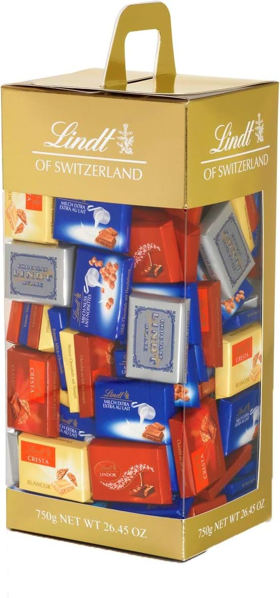Lindt assorted Napolitains 750g