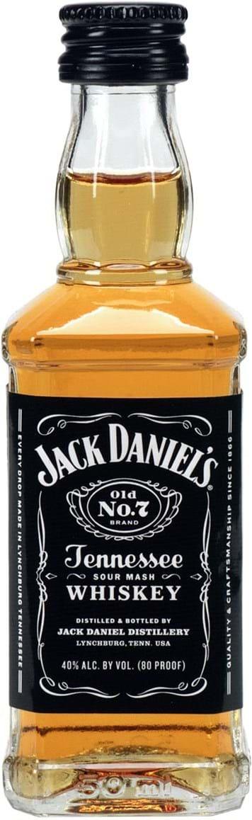 Jack Daniel's 40% 0.05L PET