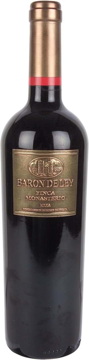 Barón de Ley, Finca Monasterio, Rioja, DO, tør, rød, 0,75L