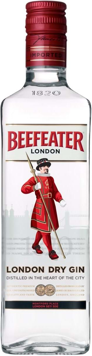 Beefeater Dry 40 % 1L