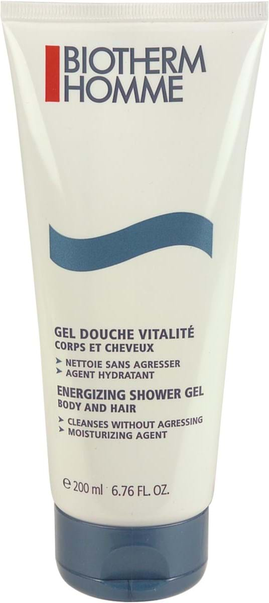 Biotherm Homme Douche Vitalite for body and hair 200 ml