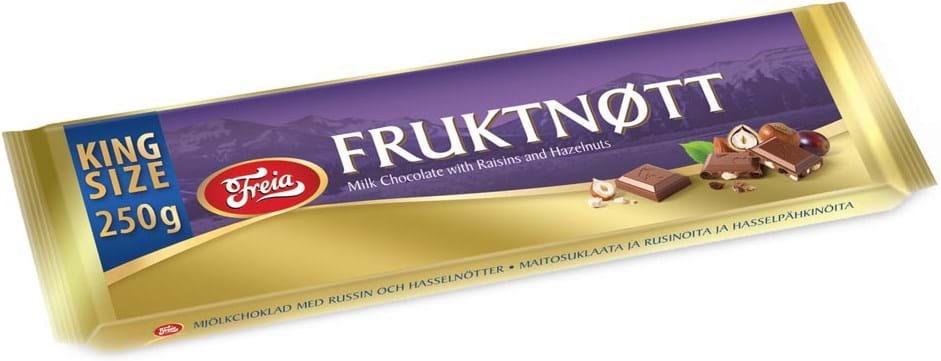 Freia Fruit & Nut 250g