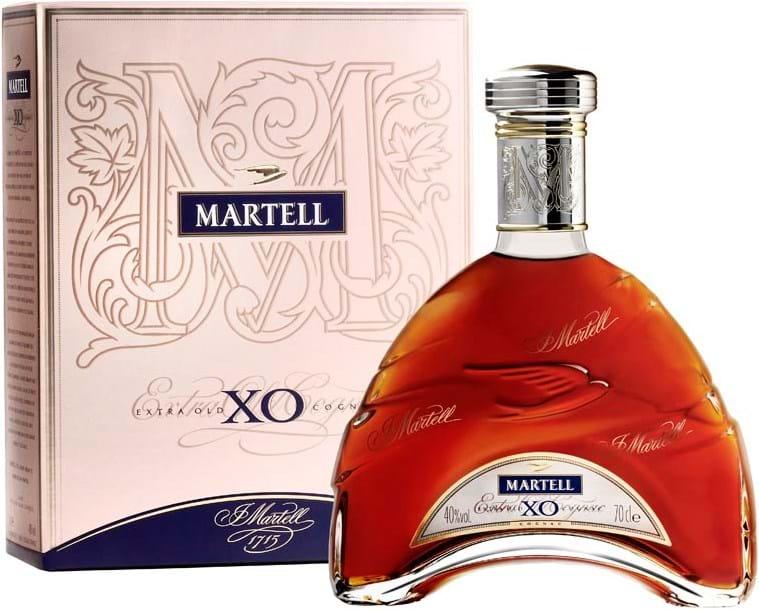 Martell XO 40% 0.7L