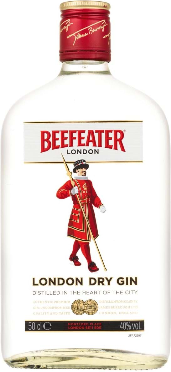 Beefeater 47% 0.5L PET
