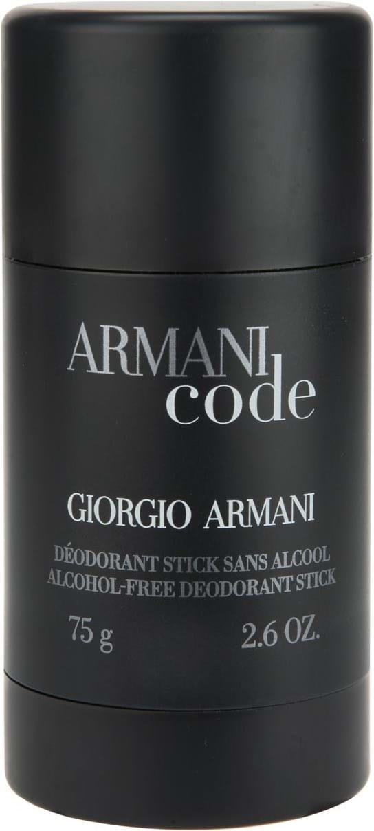 Giorgio Armani Armani Code Deodorant Stick 75 ml