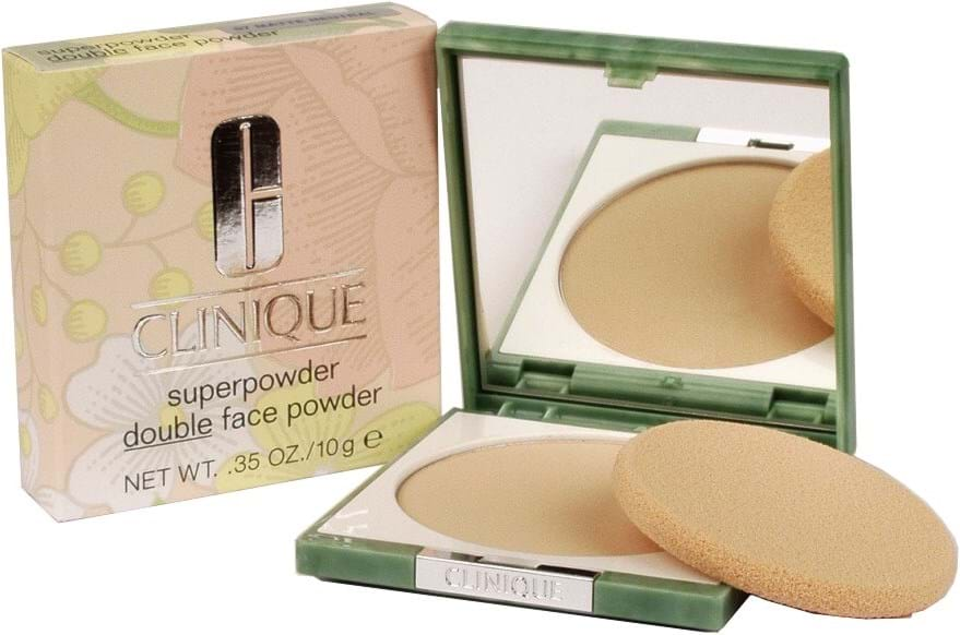 Clinique Superpowder Double Face Powder N° 07 Matte Neutral 10 g