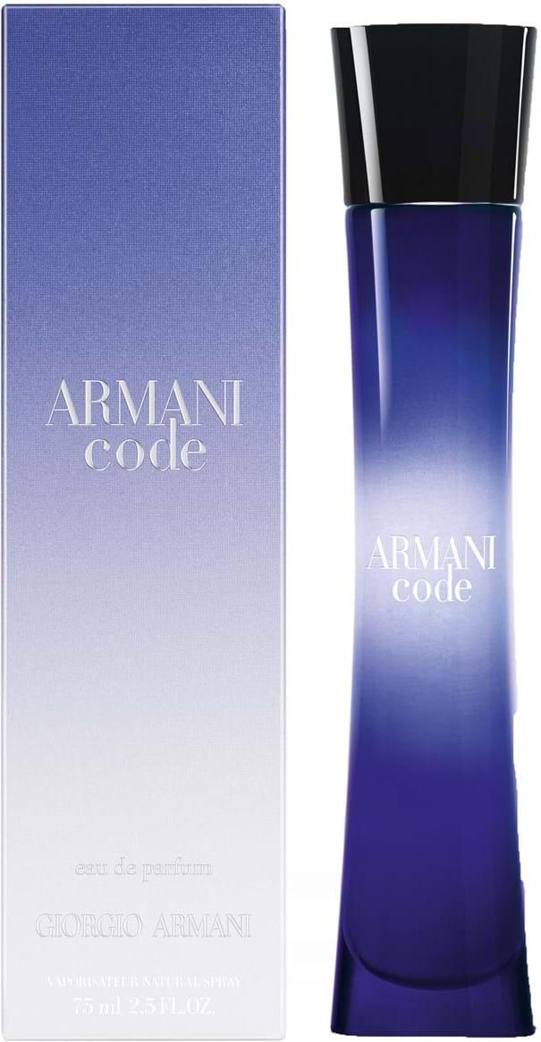 Giorgio Armani Code Pour Femme Eau de Parfum 50ml