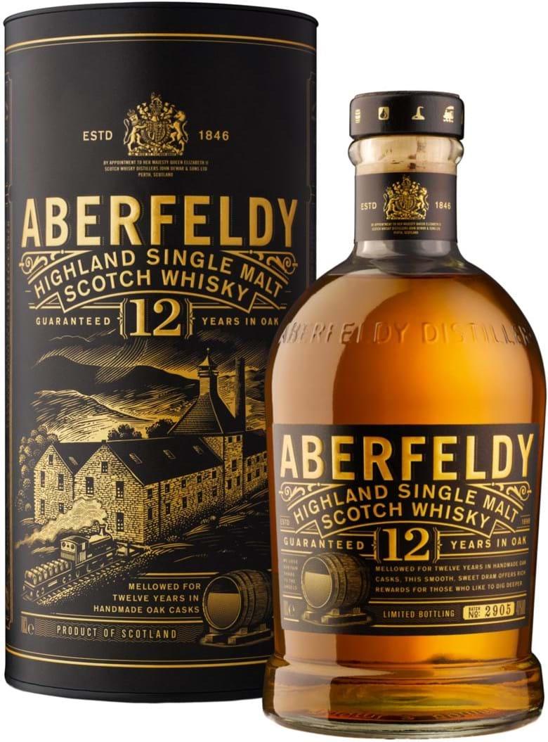 Aberfeldy 12y 40% 1L