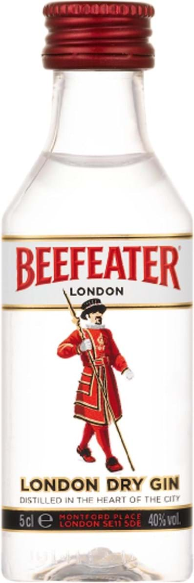 Beefeater Dry 47% 0.05L PET