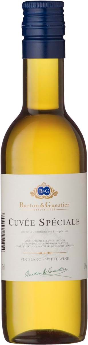 Barton & Guestier, Cuvée Speciale, Wine of EU countries, dry, white, 0.187L