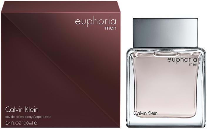 Calvin Klein Euphoria for Men Eau de Toilette 100 ml