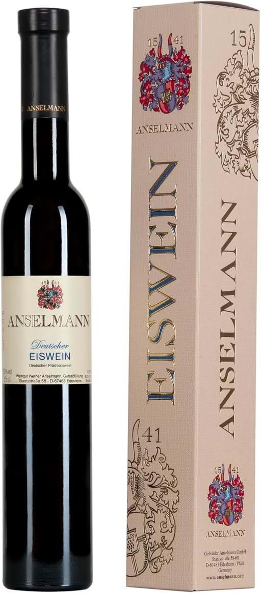 Anselmann, Eiswein, Palatinate, sød, hvid, 0,375L