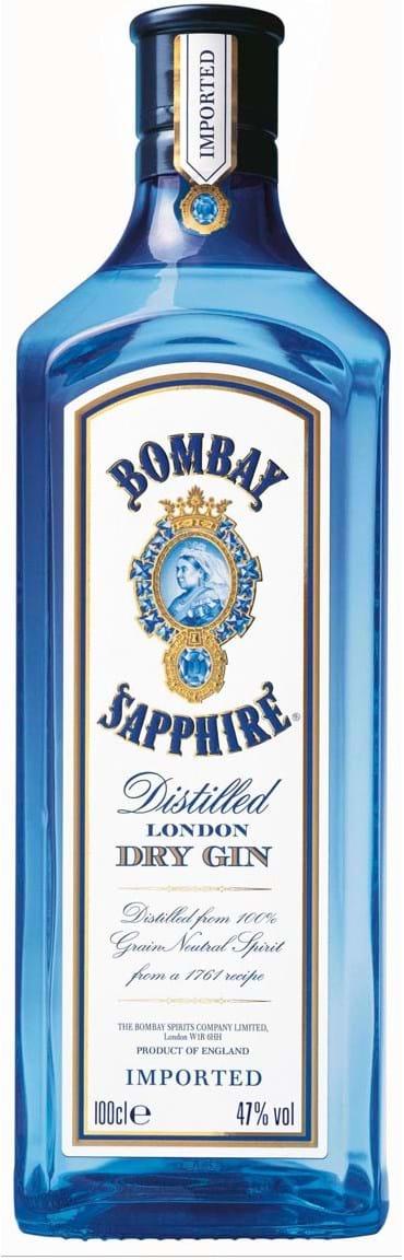 Bombay Sapphire 47% 1L