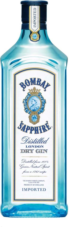 Bombay Sapphire 47% 0,5L