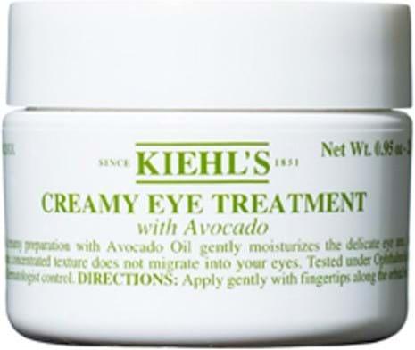 Kiehl's Eye-Area Preparations Creamy Eye Treatment with Avocado 15ml