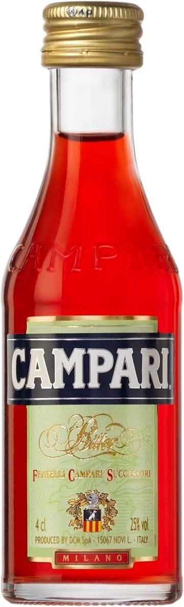 Campari Bitter 25% 0.04L