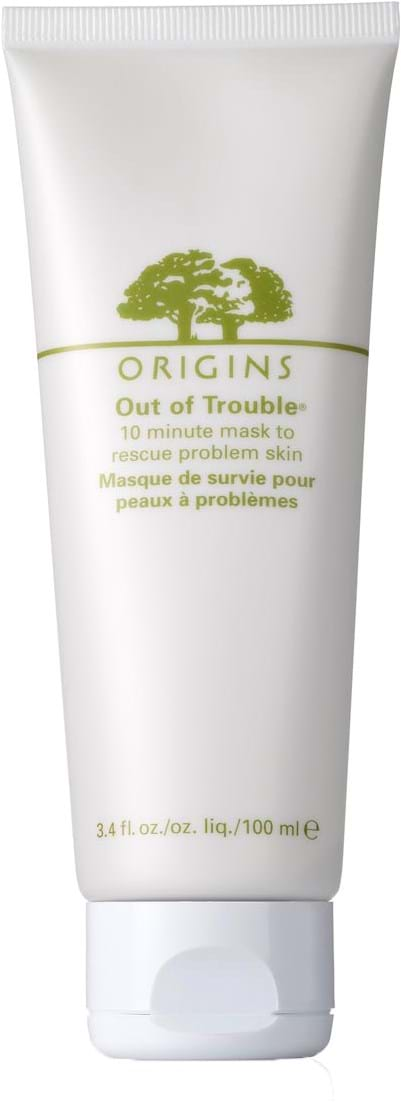 Origins out of Trouble- 10 Minute Mask to Rescue Problem Skin Masks 100 ml