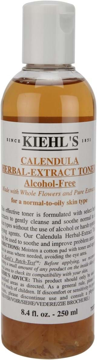 Kiehl's Toners Without Alcohol Calendula Herbal Extract 250 ml