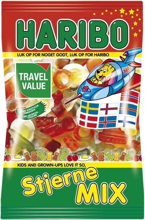 Haribo Stjern Mix 500g