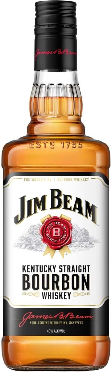 Jim Beam White 40 % 1L