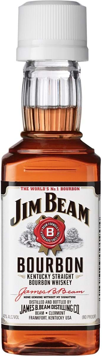Jim Beam 40 % 0,05L PET