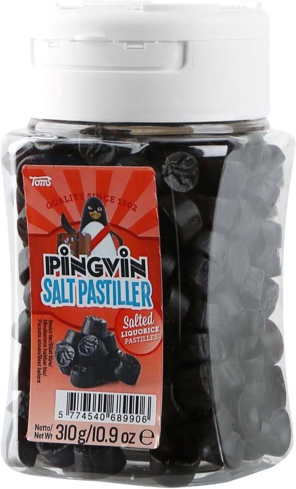 Pingvin-saltpastil 310g