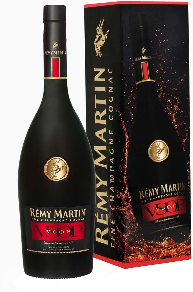 Rémy Martin VSOP 40% 1L gaveæske