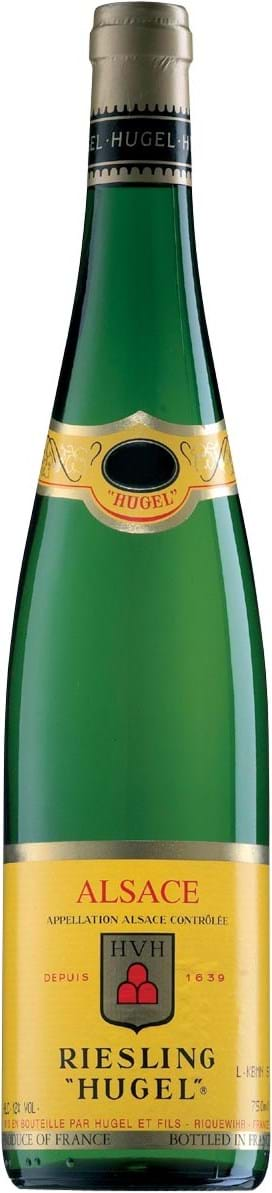Hugel, Riesling, Alsace, AOC, dry, white, 0.75L