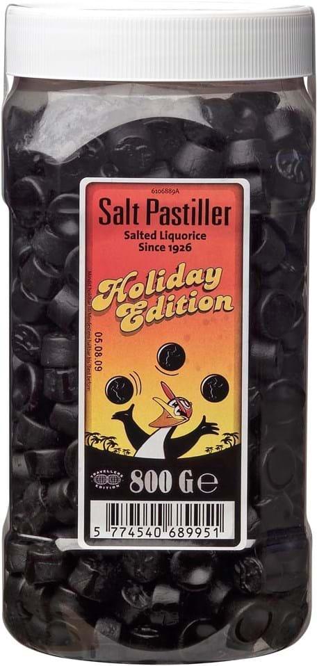 Pingvin salt pastilles 800g
