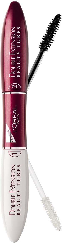 L'Oréal Paris Double Extension Beauty Tubes Mascara - Black 12 ml