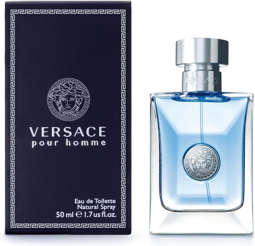 Versace Pour Homme Eau de Toilette 50ml