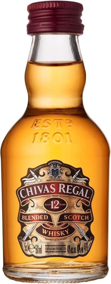 Chivas Regal 12y 40% 0,05L