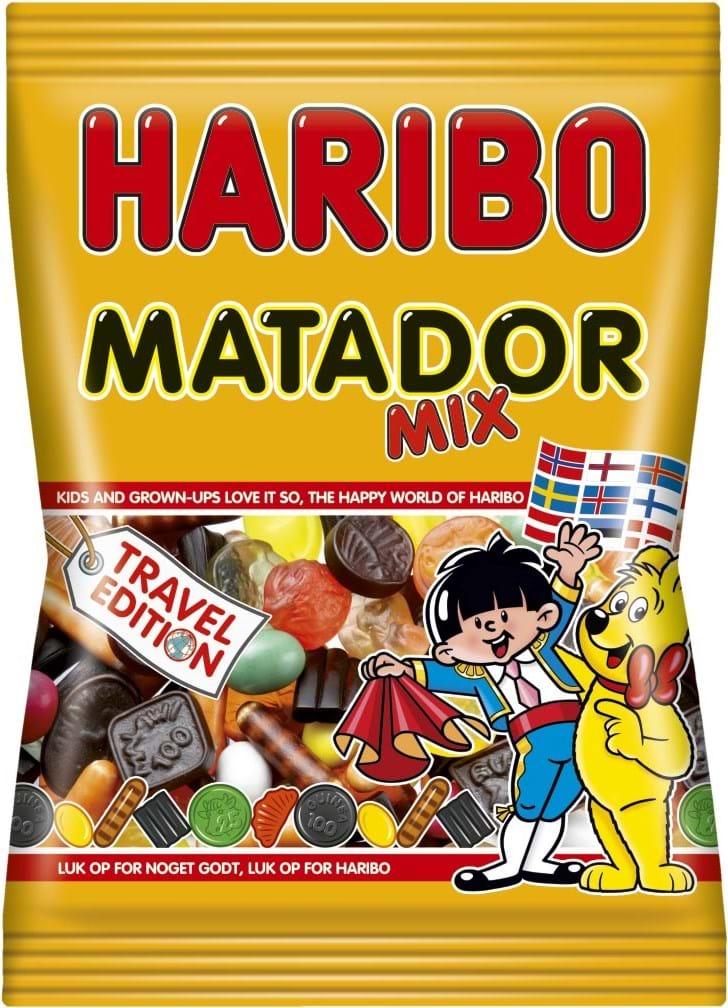Haribo Matador Mix 500g