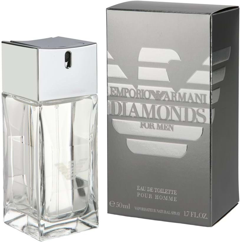 Giorgio Armani Emporio Diamonds For Men Eau de Toilette 50 ml