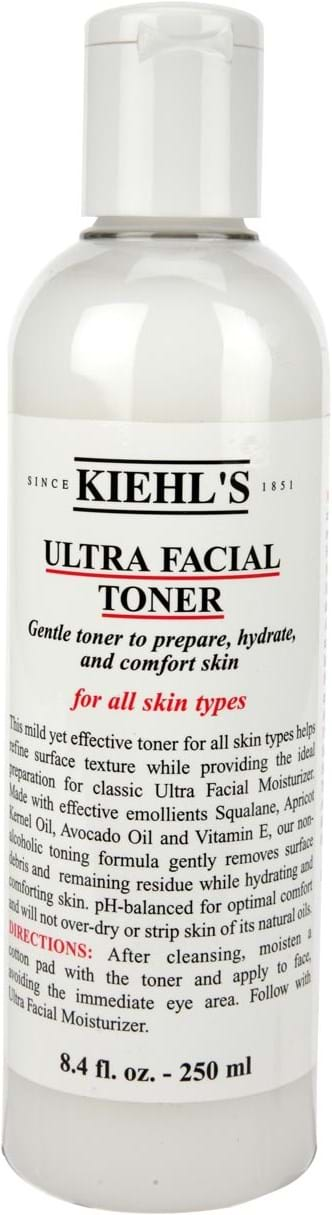Kiehl`s Toners Without Alcohol Ultra Facial Moisturizer 250 ml