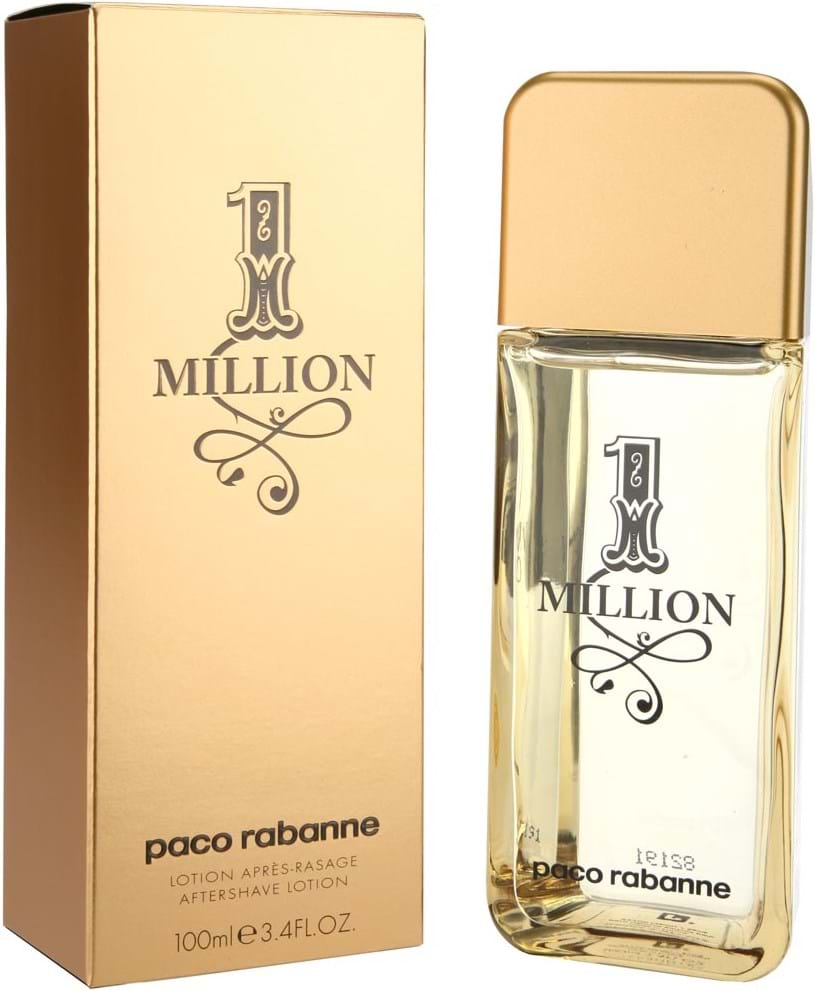 Paco Rabanne 1 Million Aftershave 100ml