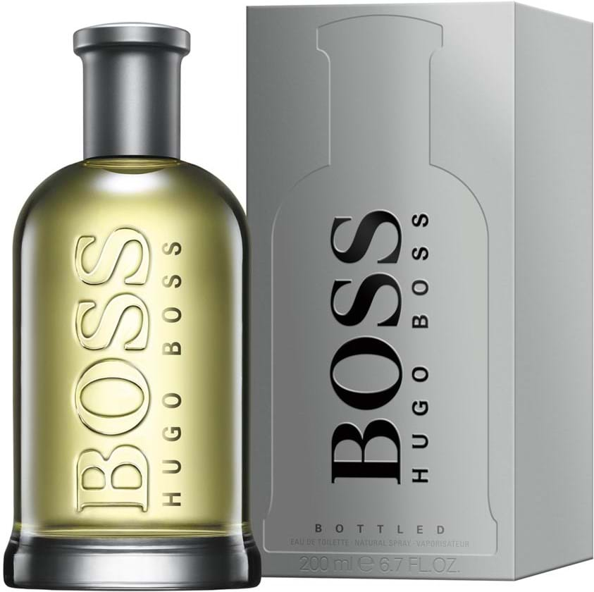 Boss Bottled Eau de Toilette 200 ml